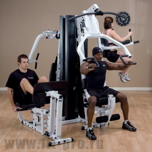 Силовые тренажеры на все группы мышц своими руками